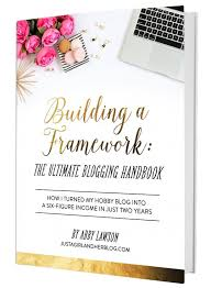 building-a-framework-the-ultimate-blogging-handbook