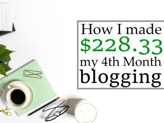 income report november 2015 (second month blogging
