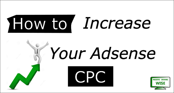 increase cpc adsense