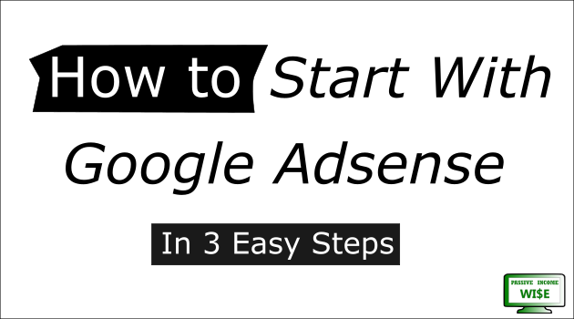 create google adsense