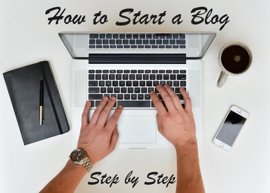 17 steps to create a blog