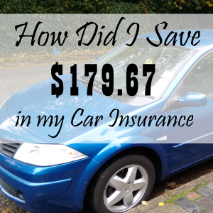 How Did I Save $179.67 in My Car Insurance Thumbnail