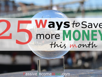 save money every month