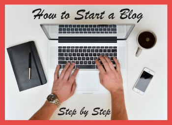 How to start a blog sidebar