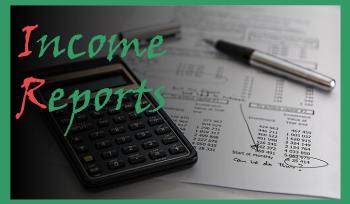 income report passive income
