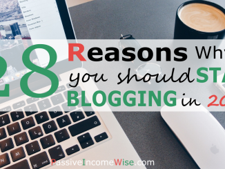 why start blogging