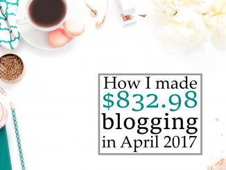 Blog Income Report, Blogging, Online Business, Traffic and Income Report, Make Money Blogging, Make Money Online, Grow Your Blog