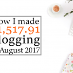 monthly income report, make money online, work from home, how to start a blog, financial freedom, blogging tips, passive income report, make money blogging