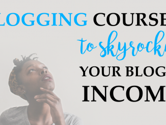 Blogging courses, how to make money blogging, building a framework, how to start a blog, affiliate marketing, strategies worth sharing