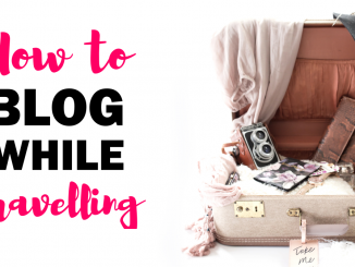Blogging tips, how to start a blog, blog writing, schedule blog post, email list
