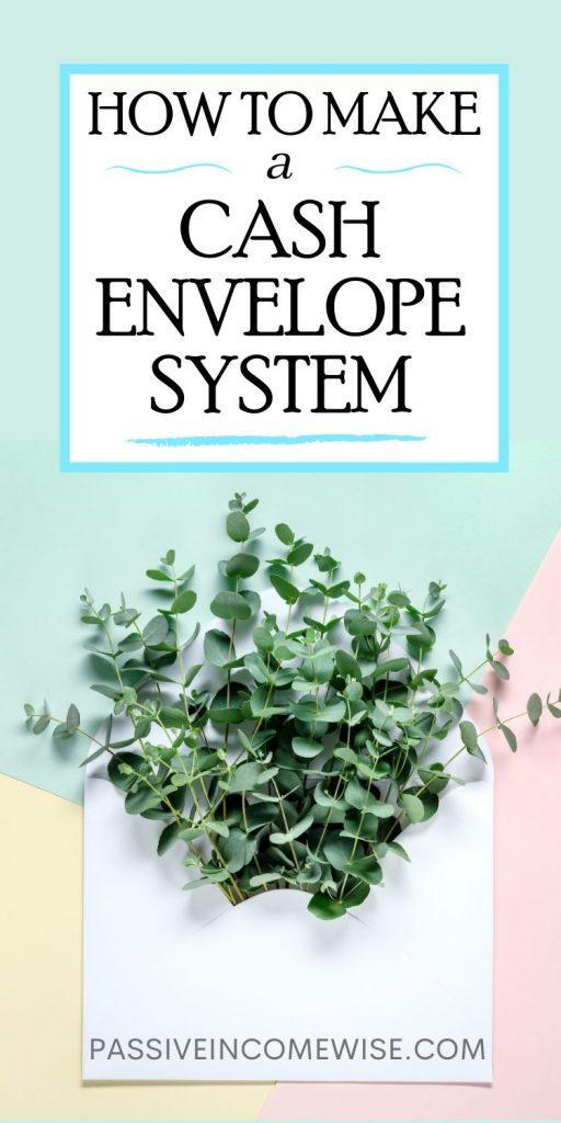 how to make a cash envelope, printable cash envelopes, cash envelope categories